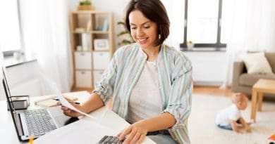 do bookkeepers work from home