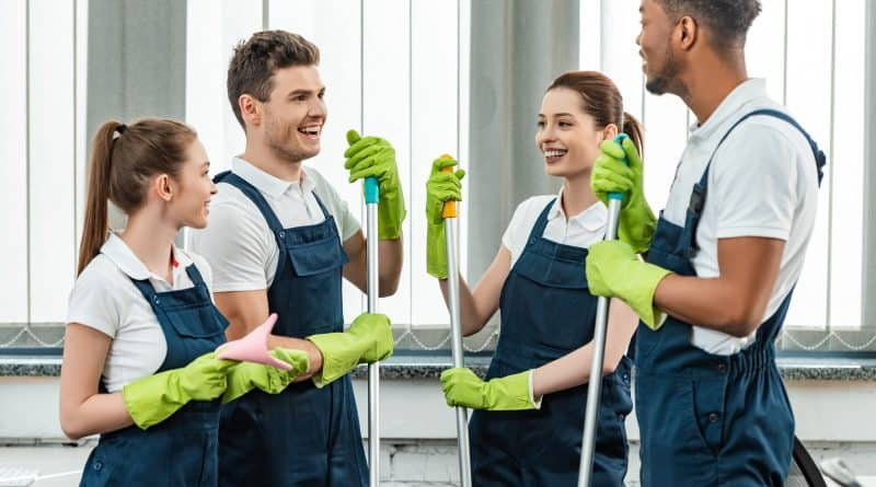 starting a cleaning business checklist